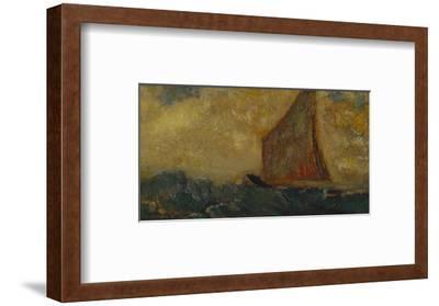 The Mystical Boat; La Barque Mystique