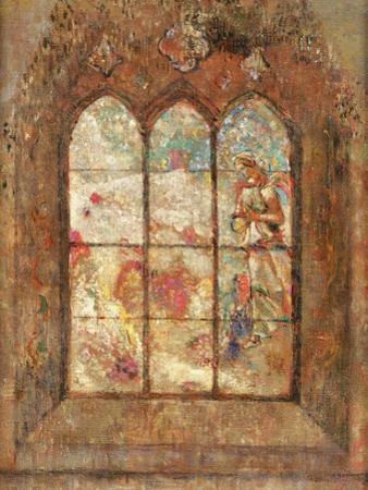 The Stained Glass Window