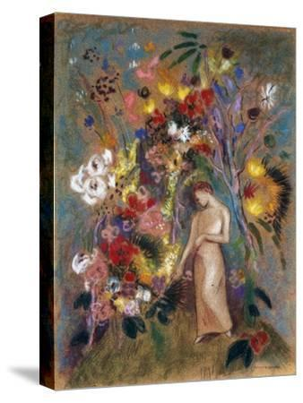 Woman in Flowers, 1904