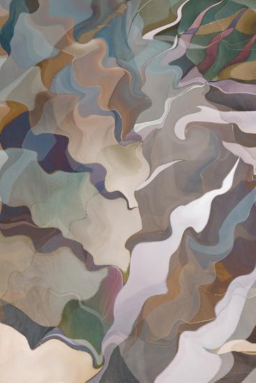 Odyssey in Sienna-Doug Chinnery-Photographic Print