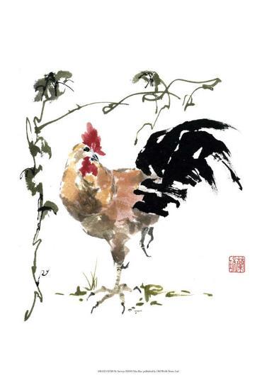 Of All He Surveys-Nan Rae-Art Print
