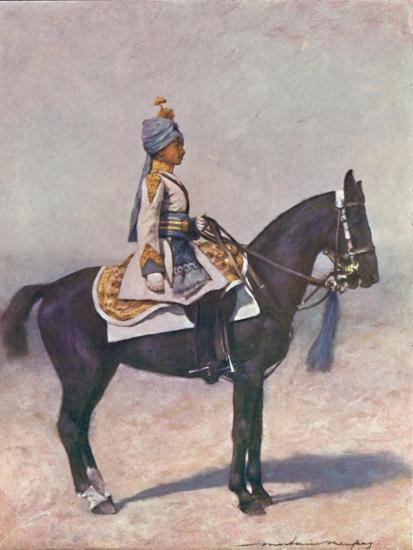'Of the Imperial Cadet Corps', 1903-Mortimer L Menpes-Giclee Print