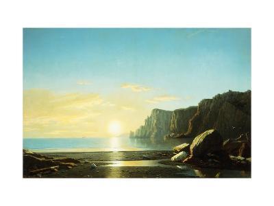 Off the Coast of Labrador-Bradford William-Giclee Print