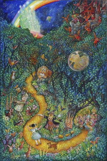 Off to See the Wizard-Bill Bell-Giclee Print
