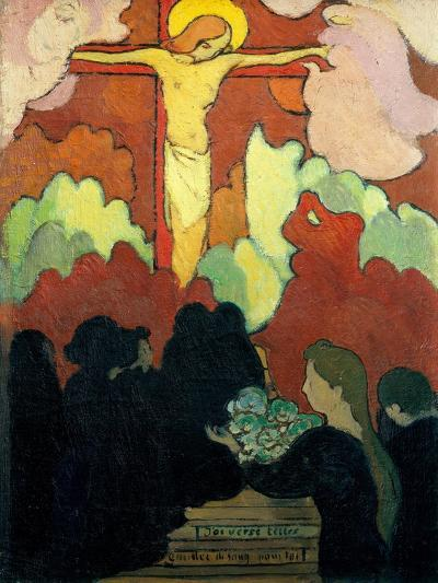 Offering at Calvary-Maurice Denis-Giclee Print
