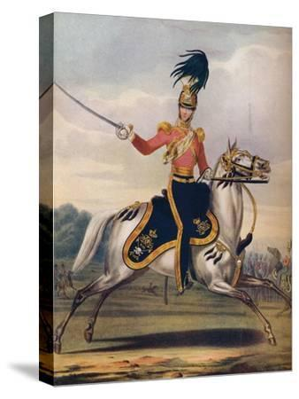 Officer of the 17th Lancers, C1833. (1914)