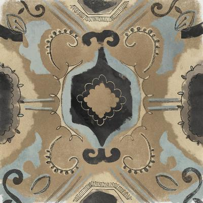 Offset Textile I-June Erica Vess-Art Print