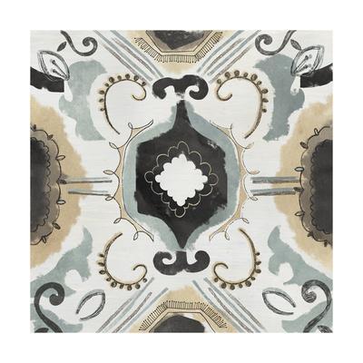 Offset Textile III-June Erica Vess-Art Print
