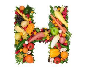 Alphabet Of Health - H by og-vision