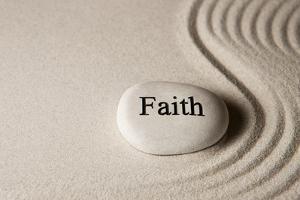 Faith Stone by og-vision