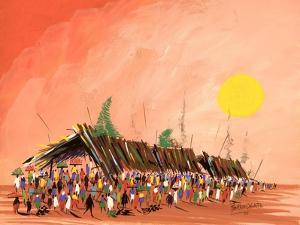 African Life, 2006 by Oglafa Ebitari Perrin