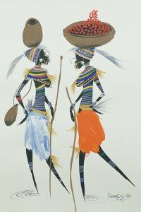 Black Models, 2008 by Oglafa Ebitari Perrin