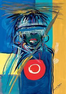Blind to Culture, 2004 by Oglafa Ebitari Perrin