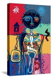 Dreaming of Africa, 2004 by Oglafa Ebitari Perrin