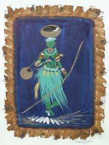 In Persuit, 2008 by Oglafa Ebitari Perrin