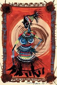 Mama Africa, 2003 by Oglafa Ebitari Perrin