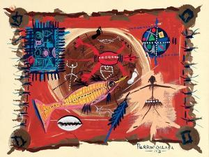 The Delta Habitat, 2003 by Oglafa Ebitari Perrin