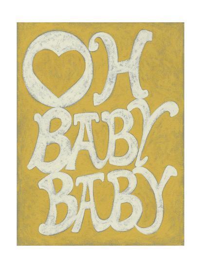Oh Baby, Baby-Chariklia Zarris-Art Print
