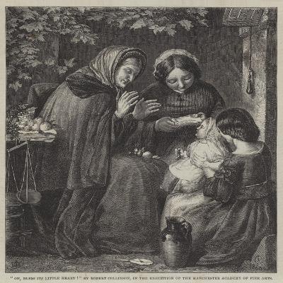 Oh, Bless its Little Heart!-Robert Collinson-Giclee Print