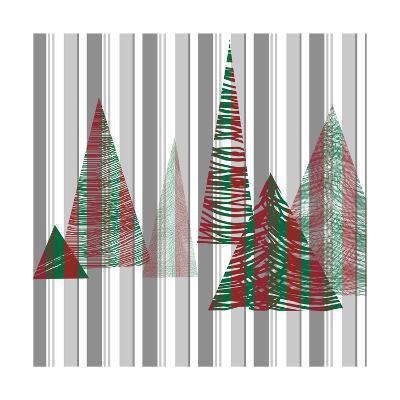 Oh Christmas Tree I-Sharon Gordon-Art Print