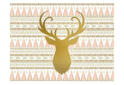 Oh Deer B-Kimberly Allen-Art Print
