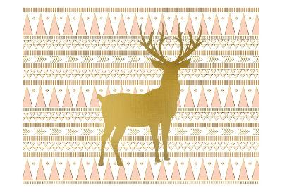 Oh Deer C-Kimberly Allen-Art Print