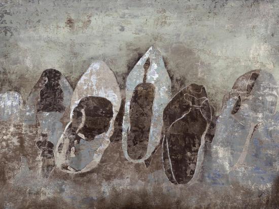 Oh My Good Shoes-Kari Taylor-Giclee Print