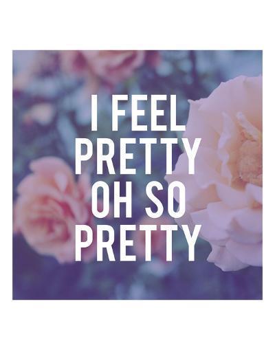 Oh, So Pretty!-Leah Flores-Art Print