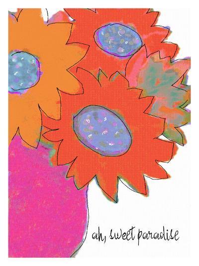 Oh Sweet Paradise-Lisa Weedn-Giclee Print