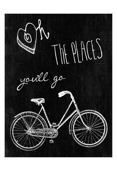 Oh The Places You'll Go-Sheldon Lewis-Art Print