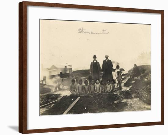 Ohinemutu, C.1905--Framed Photographic Print
