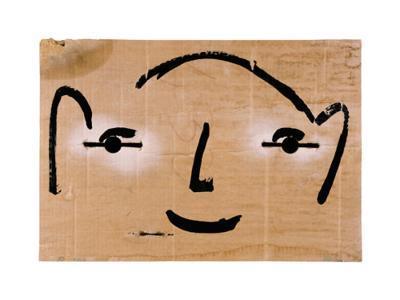 Ohne Titel,1990-J?rgen Wegner-Serigraph