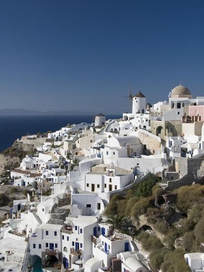 Oia, Santorini, Cyclades, Greek Islands, Greece, Europe--Photographic Print