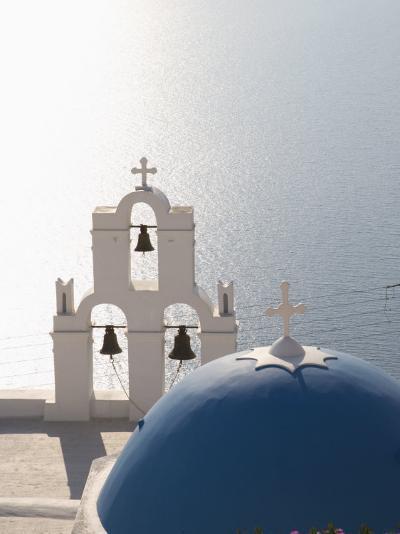 Oia, Santorini, Cyclades Islands, Greek Islands, Greece, Europe-Angelo Cavalli-Photographic Print