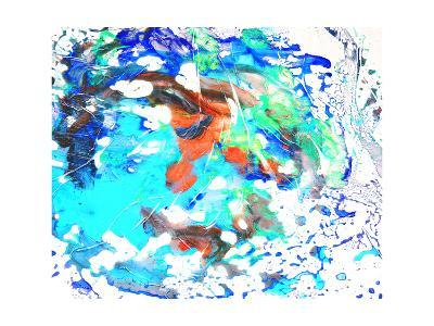 Oil Paint Color-jim80-Art Print