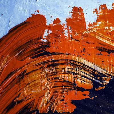 Oil Painting Abstract Brushstrokes Closeup-Gumenyuk Dmitriy-Photographic Print