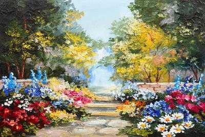 landscape paintingoil painting