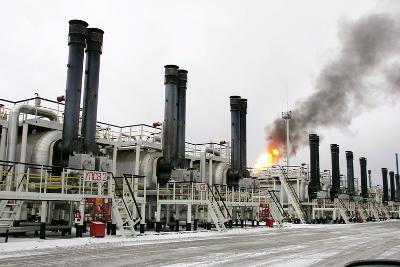 Oil Refinery-Ria Novosti-Photographic Print