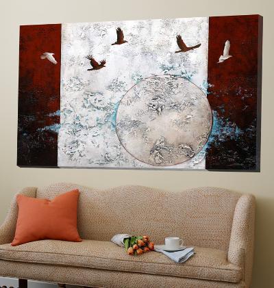 Oiseau De Nuit-Marie Claprood-Loft Art