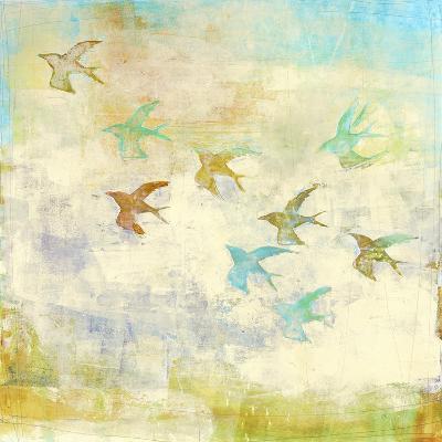 Oiseaux 1-Maeve Harris-Premium Giclee Print