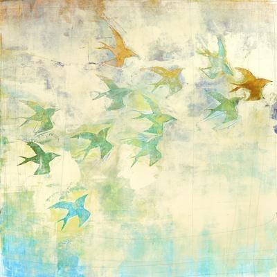 Oiseaux 2-Maeve Harris-Premium Giclee Print
