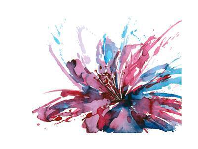 Abstract Flower by okalinichenko