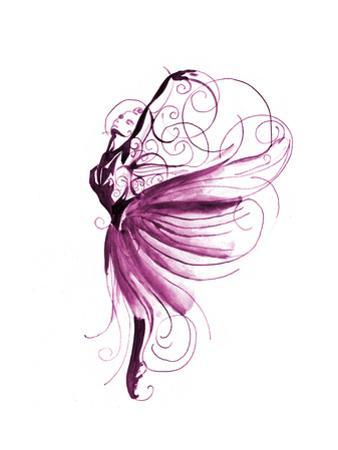 Ballet Dancer by okalinichenko