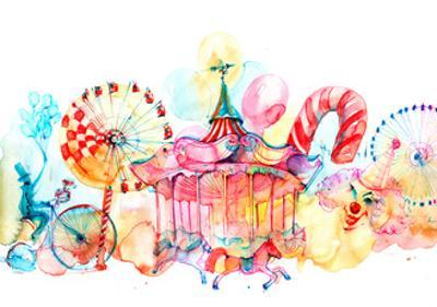 Carousels by okalinichenko