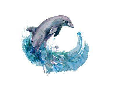 Dolphin by okalinichenko