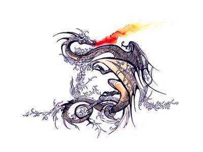 Dragon by okalinichenko