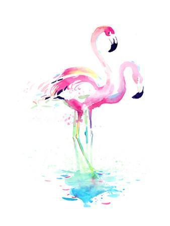 Flamingo by okalinichenko