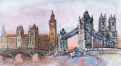 Great Britain by okalinichenko