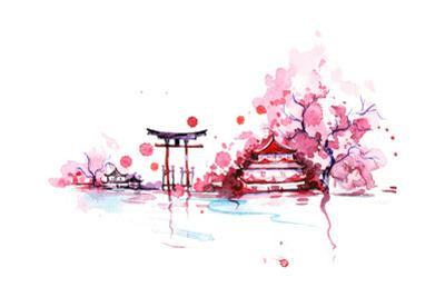 Japan by okalinichenko