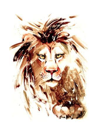 Lion by okalinichenko